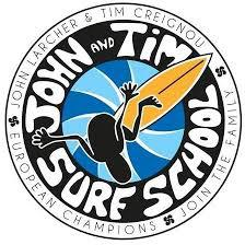 John et Tim Larcher Surf School