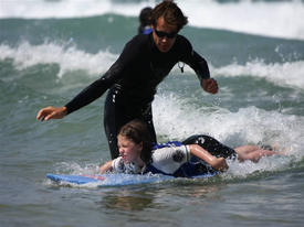 Seignosse surf school