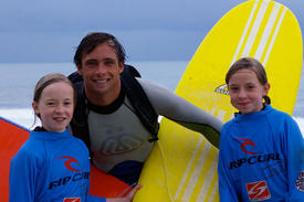 John Larcher Surf School Anglet